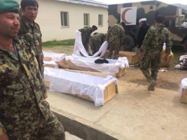کشتار سربازان در بدخشان کتمان حقایق ، یا بی خبری مسئولین است؟