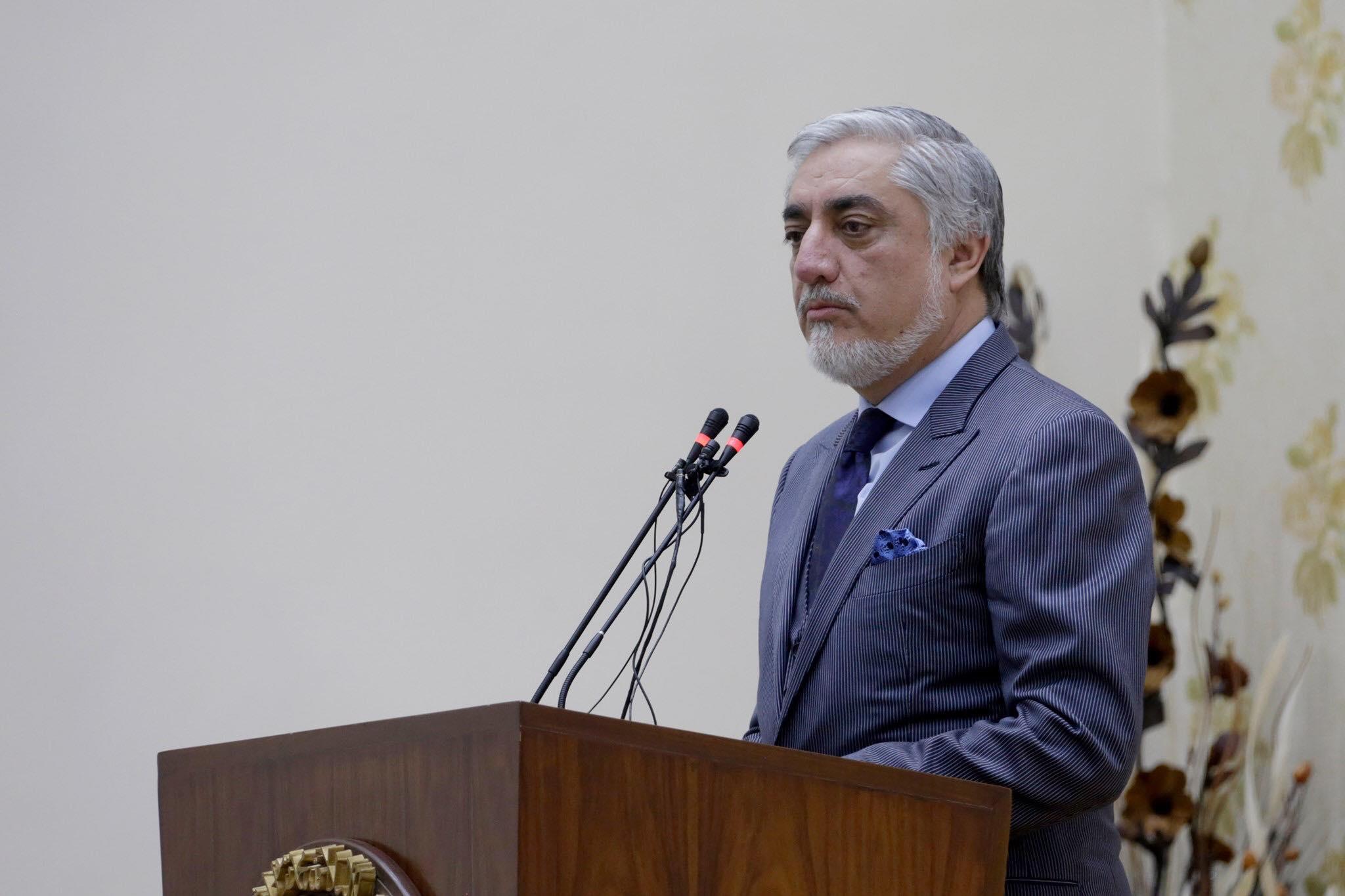 سخنرانی دکتور عبدالله عبدالله رئیس اجرائیه ج.ا.ا درمراسم بزرگداشت از روز جهانی پناهنده