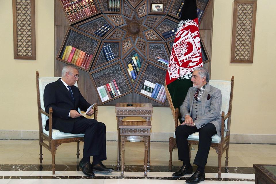 ملاقات با جناب یادگار خواجه شادمانوف، سفیر کبیر جمهوری ازبیکستان