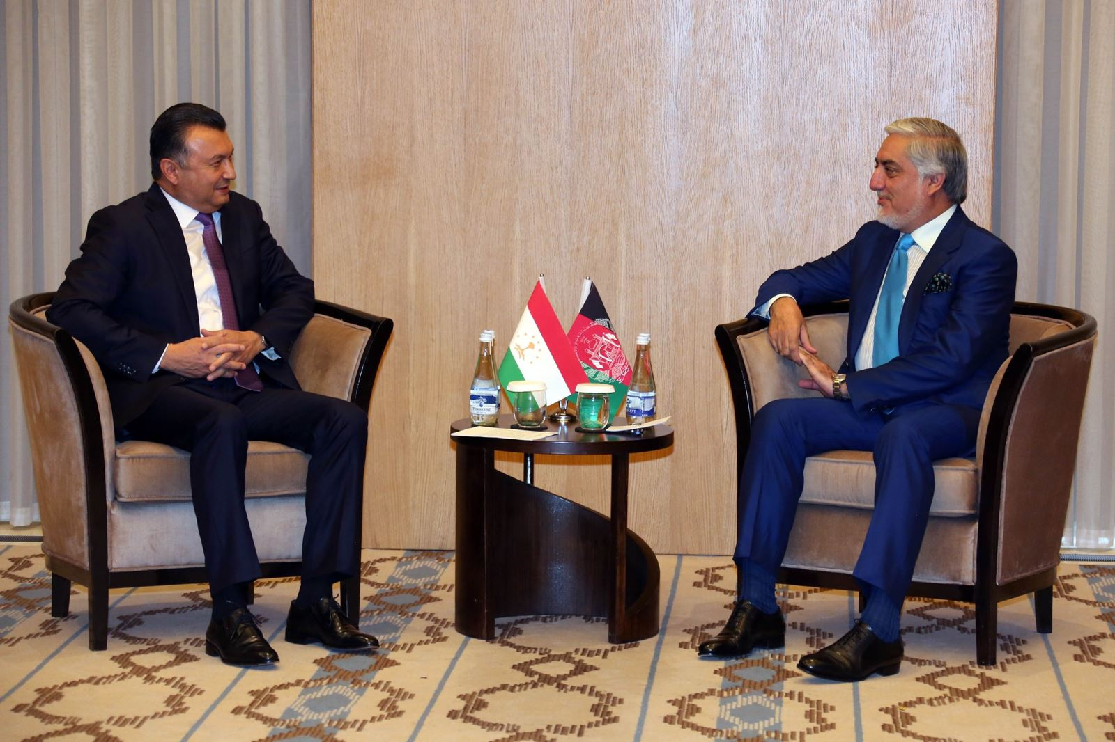 تاجیکستان از دوستان و متحدان استراتیژیک افغانستان است