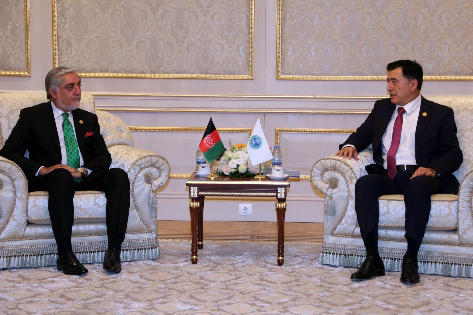 از عضویت کامل افغانستان در سازمان همکاریهای شانگهای پشتیبانی میکنیم