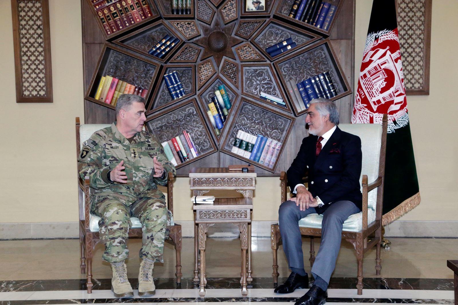 ایالات متحده به کمکها و حضور خود در افغانستان ادامه میدهد
