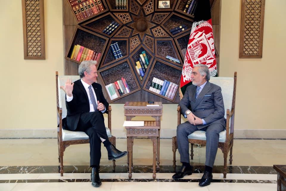 ملاقات با جناب جیف توث، سفیر استرالیا