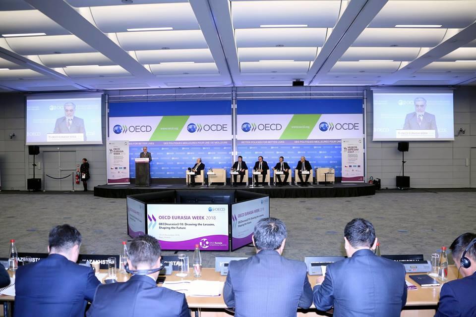 افغانستان خواهان همکاریهای تخنیکی-علمی و درازمدت سازمان همکاری و توسعه اقتصادی میباشد