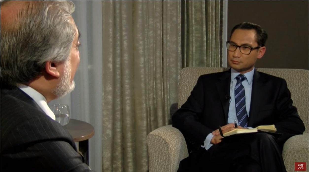در حاشیه اجلاس ورشو، جمال الدین موسوی با دکتر عبدالله عبدالله، رئیس اجرائی دولت وحدت ملی افغانستان گفت و گو کرده است