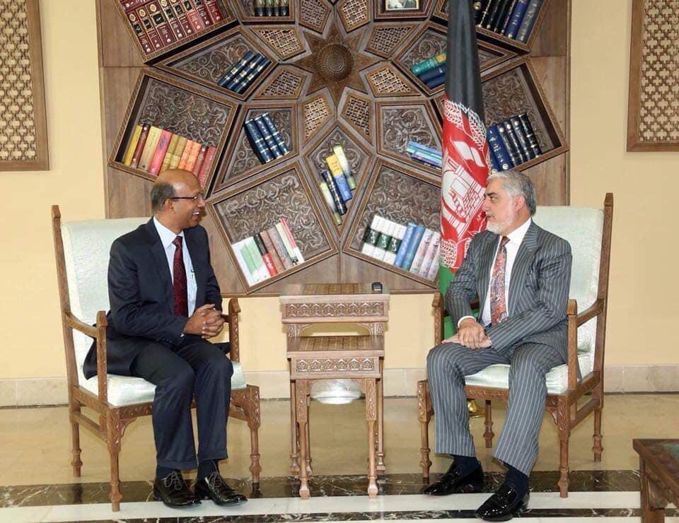 ملاقات با جناب وينى كمار، سفير جمهورى هند