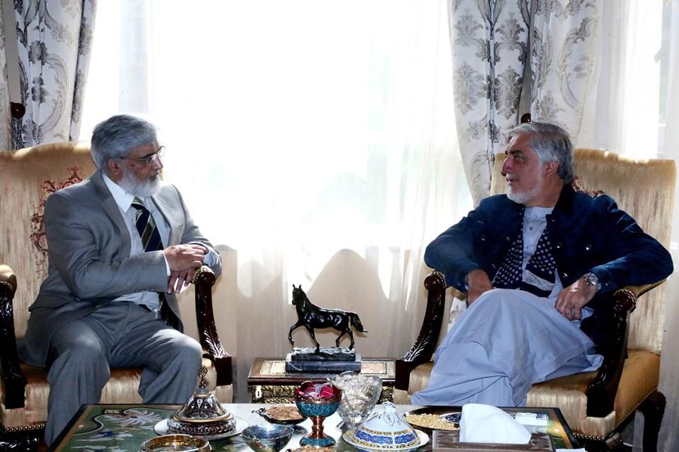 ملاقات با جناب زاهد نصرالله خان، سفیر جمهوری اسلامی پاکستان