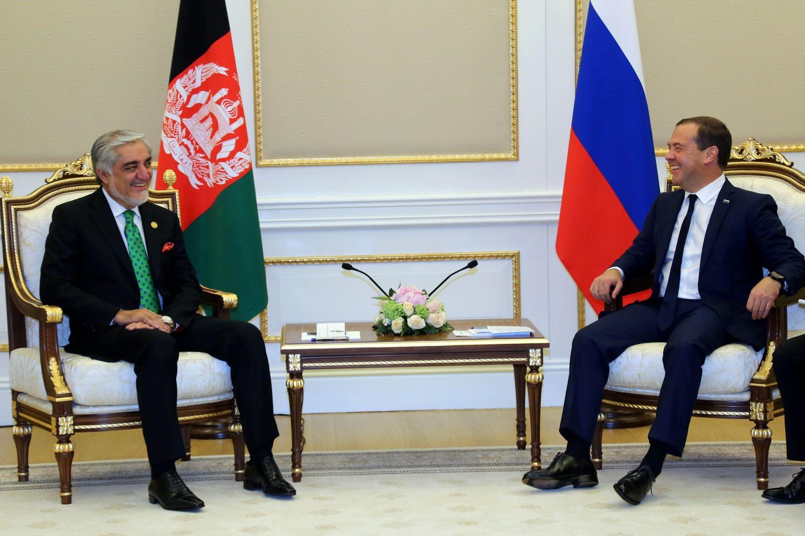 افغانستان یکی از دوستان دیرین روسیه است