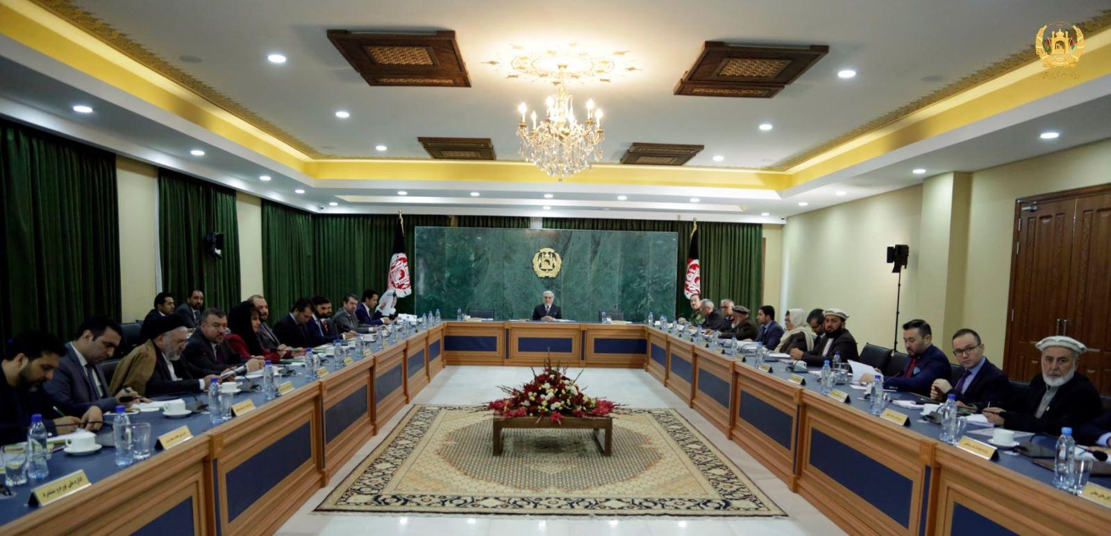 رییس اجراییه: افغانستان باید در آیندۀ نزدیک به خودکفایی اقتصادی دست یابد