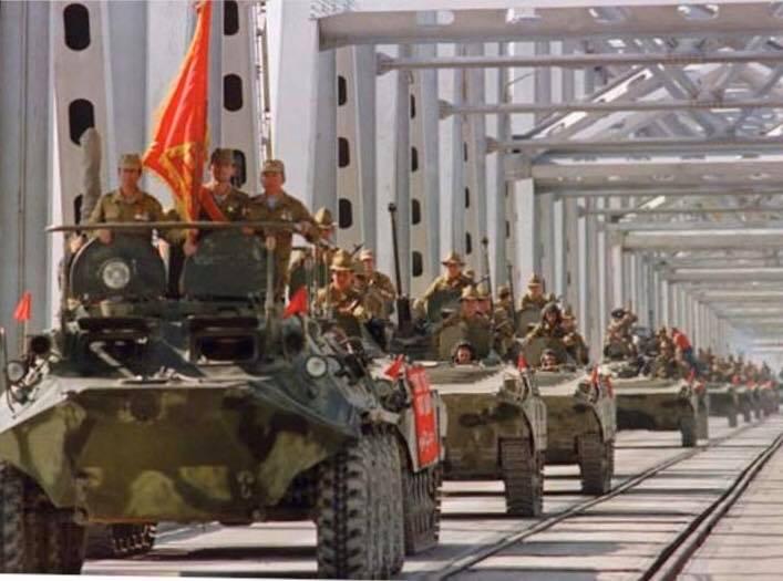 اعلامیه ریاست اجراییه در پیوند بهسالروز خروج نیروهای شوروی سابق از افغانستان
