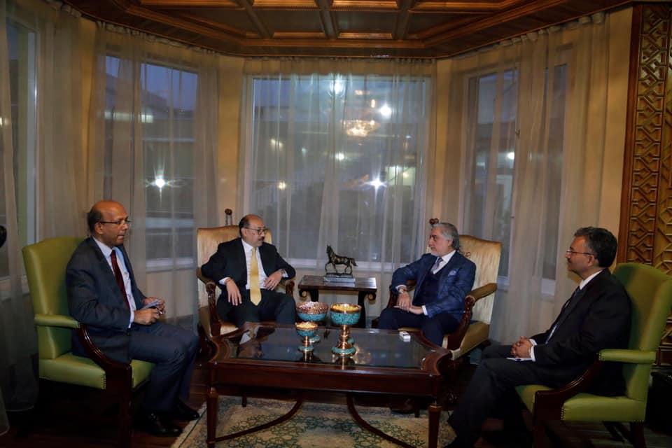 ملاقات با جناب هرش وردان شرینگلا، معین وزارت امور خارجه جمهوری هند